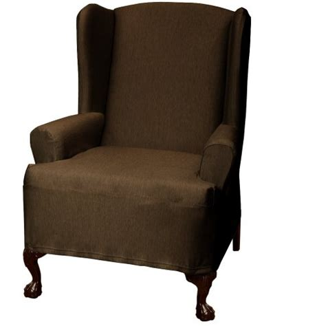 Oversized Chair Slipcover Cheap by Wing Chair Slipcovers August 2011 If Finding The Best