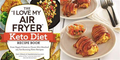 keto air fryer diet recipe meals easy 1200 fryers