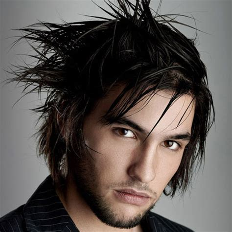 19 Emo Hairstyles For Guys Mens Hairstyles Haircuts 2017