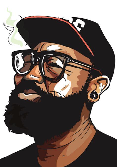 por amor al arte dibujos de artistas de hip hop por