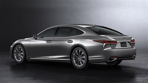 Lexus Ls Picture by 2018 Lexus Ls 500 Wallpapers Hd Images Wsupercars