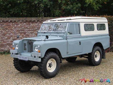 1971 land rover 109 quot 1 ton quot series ii cool classic 4x4 s dude cars the o jays