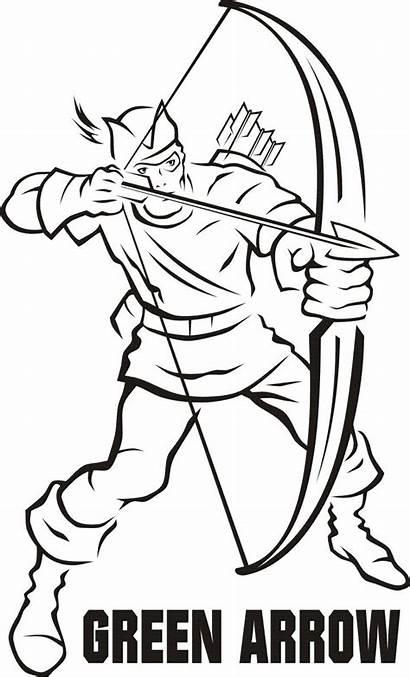 Coloring Arrow Pirates Jake Neverland Rocks Dc