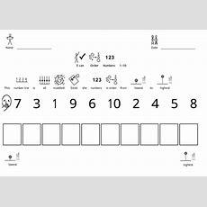 Ordering Numbers 1102050 (widgit) By Deb1  Teaching Resources