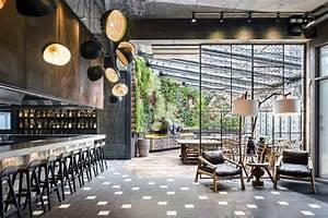 modern restaurant design Home Design Ideas
