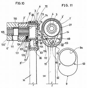 Patent Ep0457956b1 - Socket Wrench