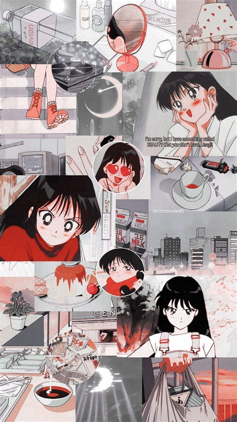 list of best aesthetic anime wallpaper iphone rei hino