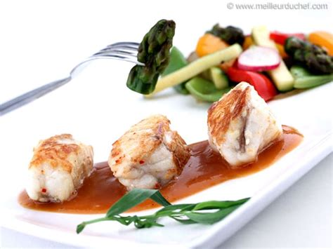 recette cuisine poisson recettes de poissons fiches recettes meilleurduchef com