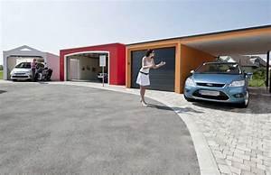 Auto In Der Garage : fertiggaragen und carports in der garagenwelt ~ Whattoseeinmadrid.com Haus und Dekorationen