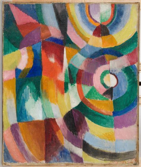 delaunay les couleurs de l abstraction mus 233 e d moderne de la ville de
