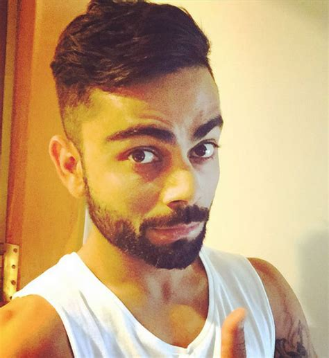 Kohli Hairstyle All About Hair For Men