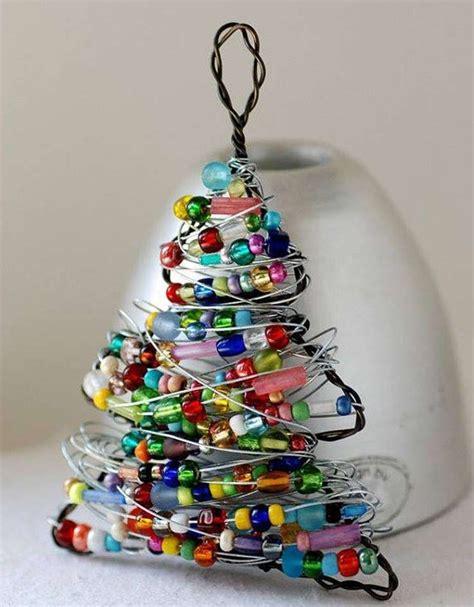 inexpensive diy christmas ornaments to make at home