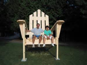 plans for tall adirondack chairs image mag