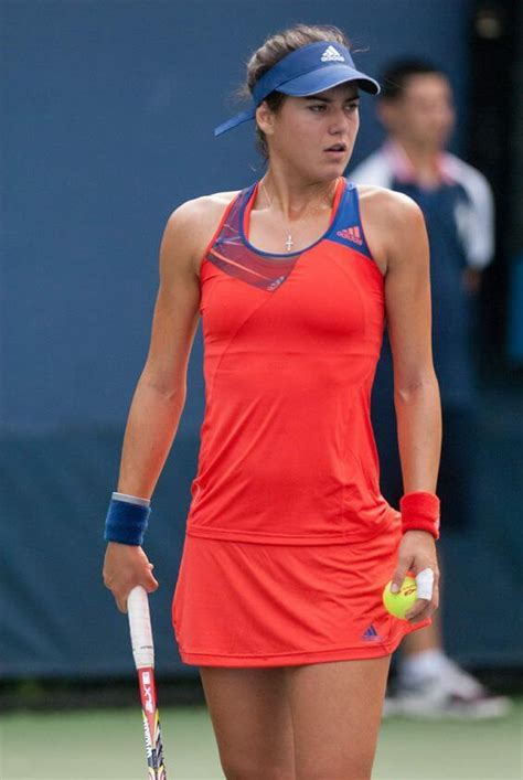 Sorana being taught how to fight. 49 Hot Pictures Of Sorana Cirstea Will Make You Lose Your ...