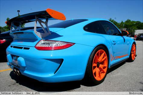 porsche blue gt3 blue porsche 911 gt3 rs benlevy com