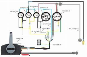 34 Yamaha Trim Gauge Wiring Diagram