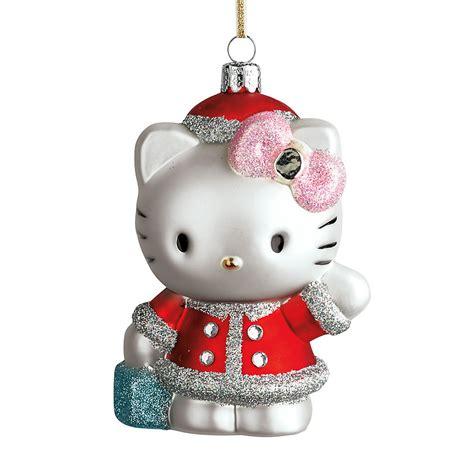 hello kitty christmas ornament gump s