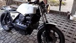 Bmw K100 Scrambler : bmw k100 scrambler without exhaust youtube ~ Melissatoandfro.com Idées de Décoration