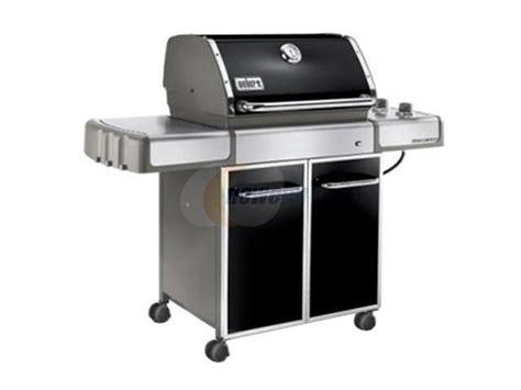 Weber Genesis E-310 Propane Gas Grill 3741001 Black