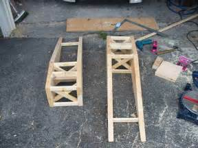Homemade Wood Car Ramp Plans