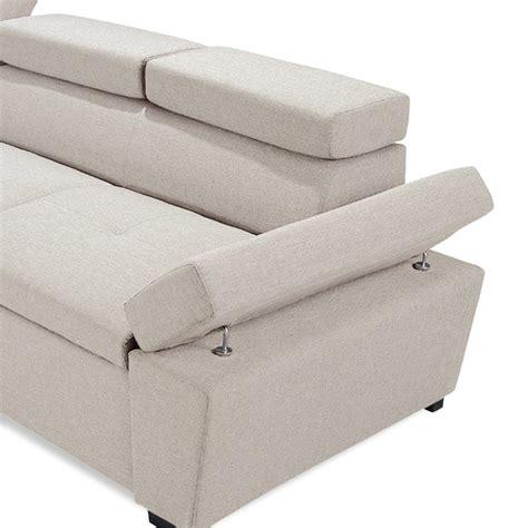 canapé avec coffre rangement canapé d 39 angle convertible avec coffre de rangement tissu