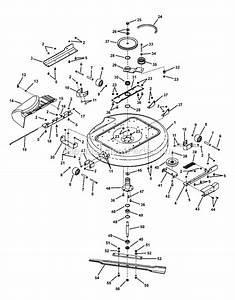 Snapper Sc2650 Parts List And Diagram