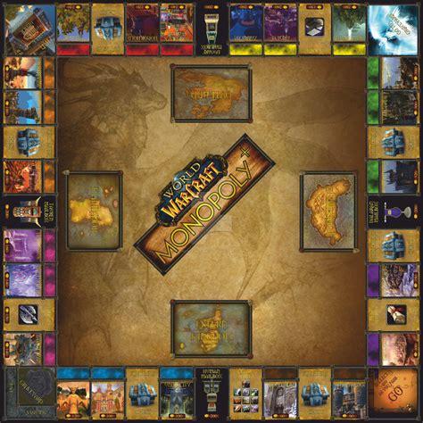 monopoly world  warcraft   gienek ultimate  deviantart