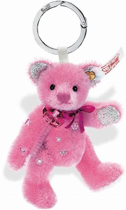 Bear Teddy Steiff Bag Pink Bears Crystal