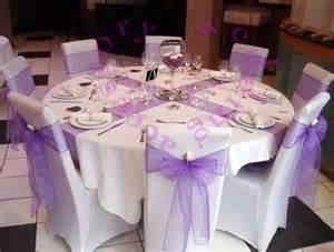 chiffon chair sash 画像 ウェディング ブルー パープルのテーブルコーディネート 装花集 結婚式 naver まとめ