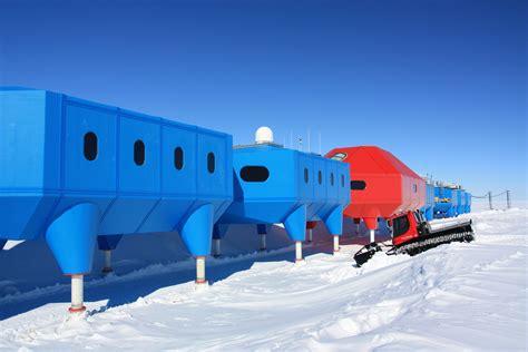 Forschungsstation In Der Antarktis by Inspektionen In Der Antarktis Umweltbundesamt