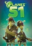 Planet 51 (#5 of 15): Extra Large Movie Poster Image - IMP ...