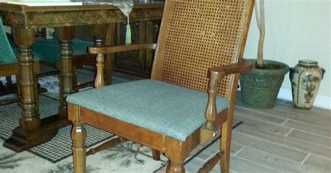 Recaning A Chair Back by Backed Dining Chairs Need New What Can I Do