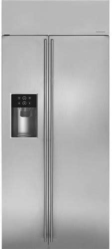 side  side professional counter depth refrigerators reviews