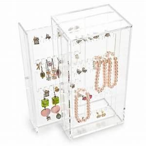 Boite A Bijoux Transparente : armoire bijoux transparente cadeau maestro ~ Teatrodelosmanantiales.com Idées de Décoration