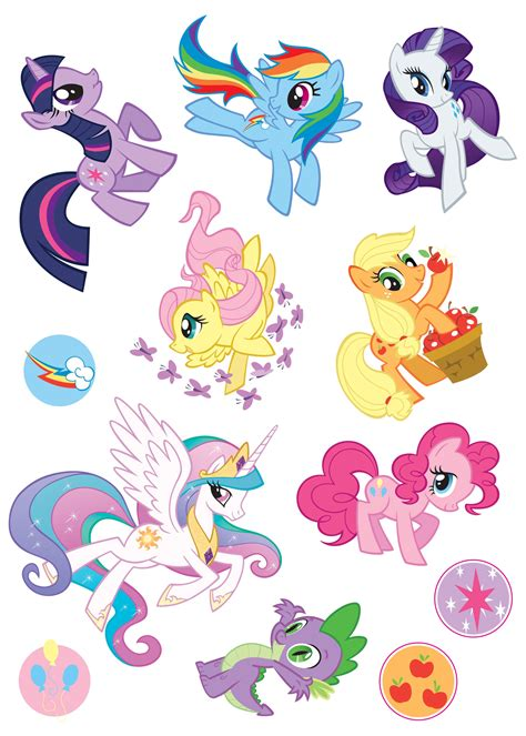 My Little Pony Images To Print My Little Pony Cutie Mark