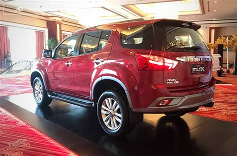Isuzu Mux Backgrounds by What S New With The 2018 Isuzu Mu X And D Max Autodeal