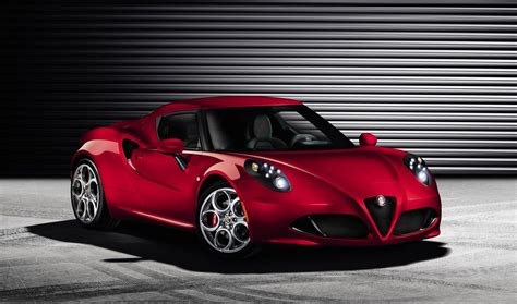 Fiat Alfa Romeo 4c by Fiat Alfa Romeo 4c 1 Automotive World