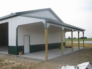 garages and pole barns amish contractor With amish barn prices