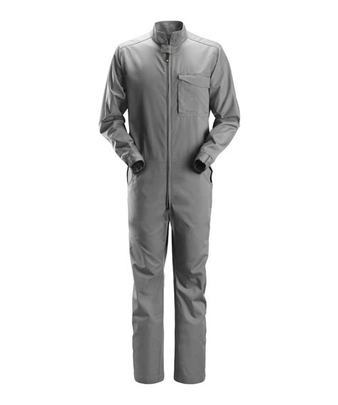 Snickers 6073 Service Overall, grau - Snickers-Store.de