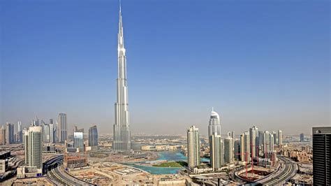 Burj Khalifa Desktop Wallpapers