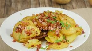 Rezept Knusprige Bratkartoffeln Aus Gekochten Kartoffeln