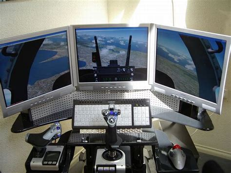 rc desk pilot keyboard controls sx02 flight simulator a never before experience