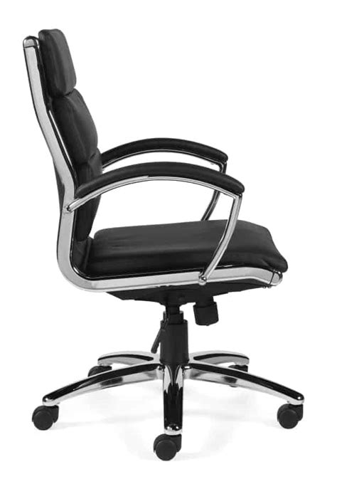 HMRP002-HB High Back with Arms - White or Black - Used