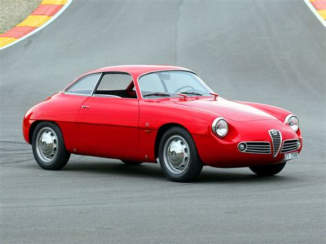 Alfa Romeo 1960 by 1960 Alfa Romeo Giulietta Photos Informations Articles