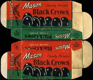 Mason - Black Crows Candy Box