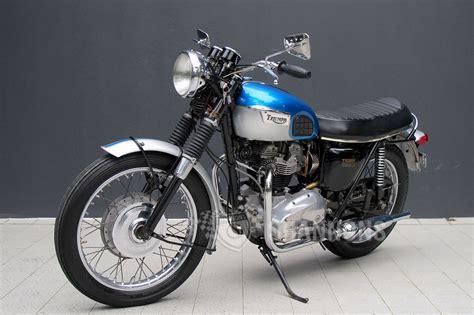 Triumph Tiger 650cc Motorcycle Auctions
