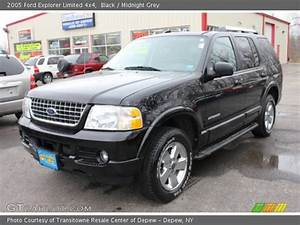 Black - 2005 Ford Explorer Limited 4x4