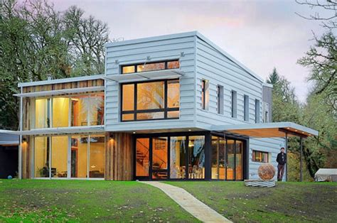 Passive House : O'leary Sludds Architects
