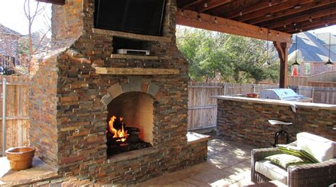 outdoor living ideas  pictures texas  fence