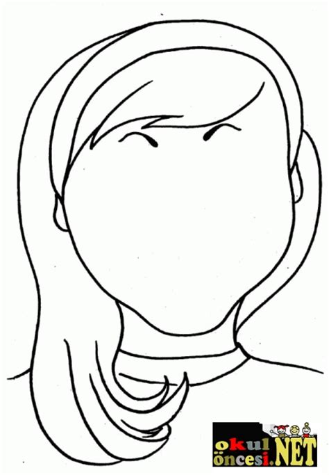 Sad Face Free Colouring Pages